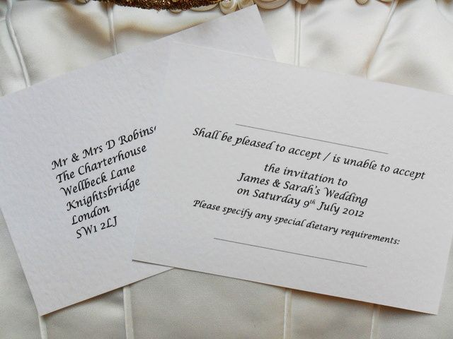 Rsvp Postcards Wedding Reply Cards From 35p Each Quick Delivery