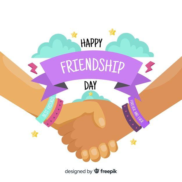 Download Hand Drawn Friendship Day Background For Free Happy Friendship Day Happy Friendship World Friendship Day