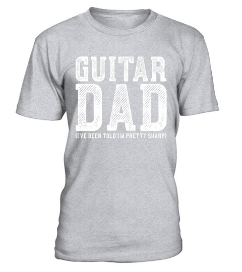 "# Guitar Dad Music Pun T-Shirt Mens .  Special Offer, not available in shops      Comes in a variety of styles and colours      Buy yours now before it is too late!      Secured payment via Visa / Mastercard / Amex / PayPal      How to place an order            Choose the model from the drop-down menu      Click on ""Buy it now""      Choose the size and the quantity      Add your delivery address and bank details      And that's it!      Tags: Guitar dad I've been told I'm pretty sharp guitar…"
