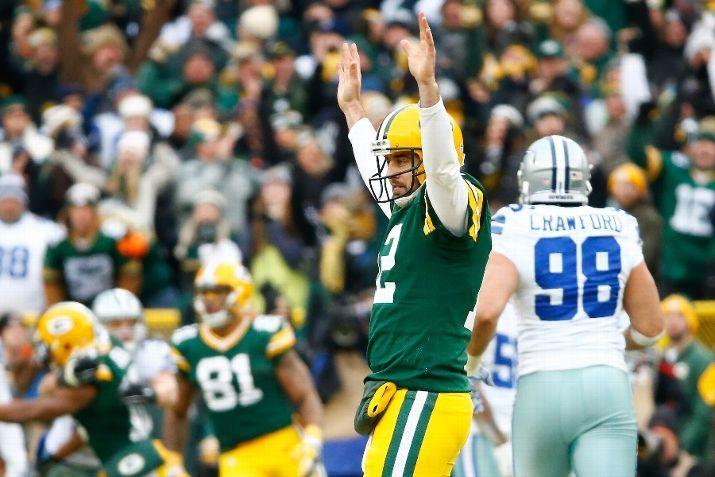 Dallas Cowboys vs. Green Bay Packers - Photos - January 11, 2015 - ESPN