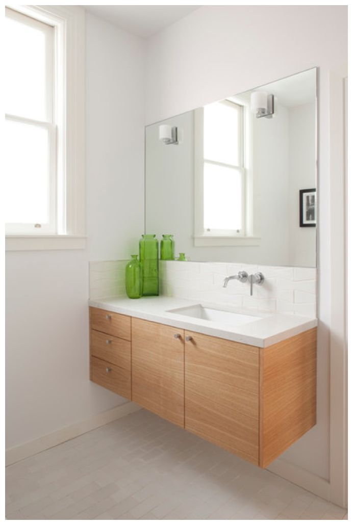 Michelle - Bathroom idea for downstairs and guest suite