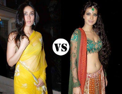 Kareena Kapoor atau Priyanka Chopra