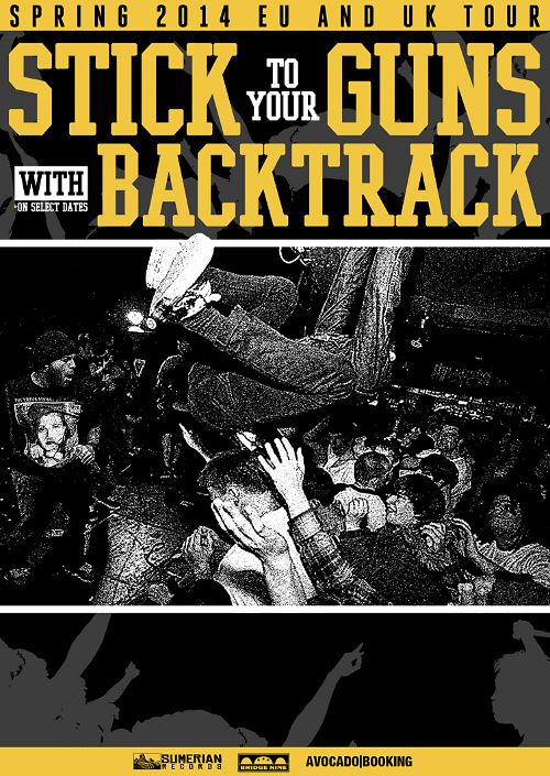 Stick To Your Guns + Backtrack CityLights