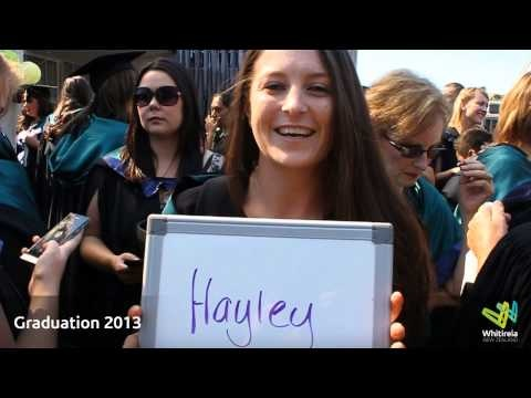 """I'm a Graduate"" vid - Students from our March 2013 Graduation ceremony"