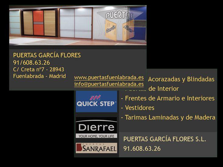 Puertas Garcia Flores: especialistas en puertas en Fuenlabrada, puertas baratas fuenlabrada, expertos en puertas fuenlabrada, frentes armario, vestidores
