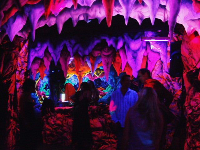 Cave Theme Backdrops and Hangings