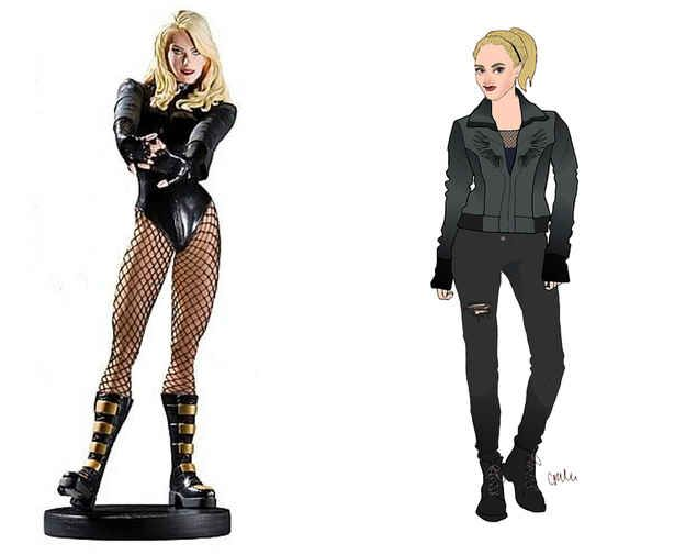 12 Superhero Costumes Redesigned by Ladies - because female superhero costumes seriously lack practicality/utility!