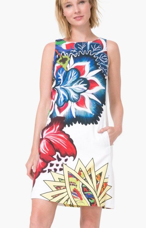 324 best Desigual Dresses images on Pinterest