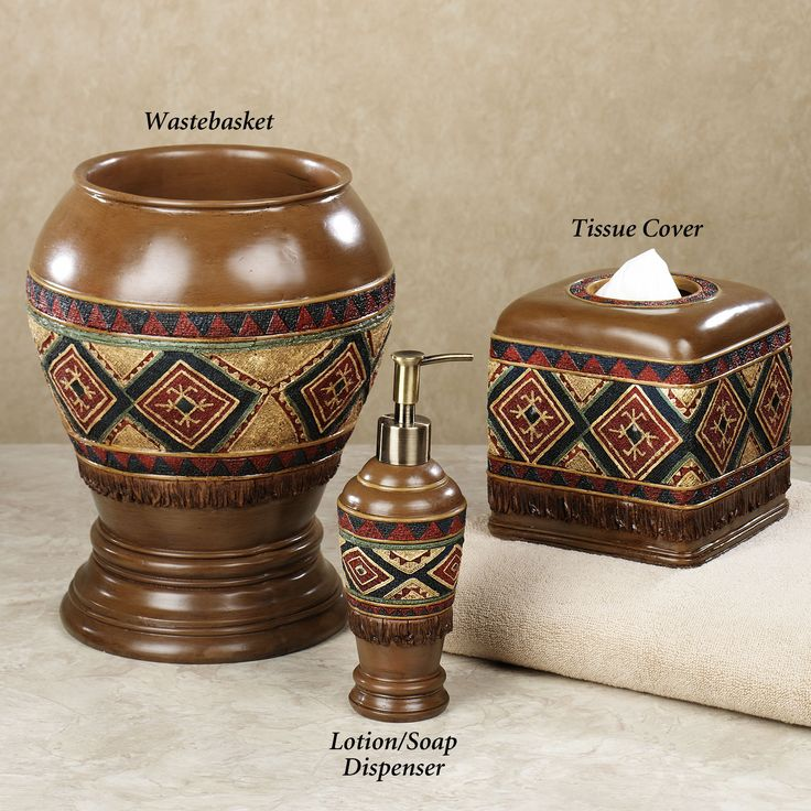 tribal spirit southwest bath accessories