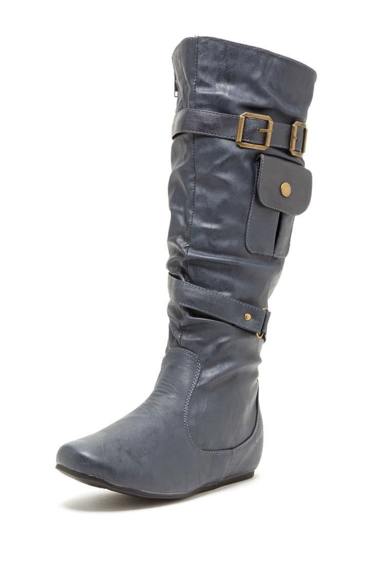 Carrini Tall Pocket Boot - HauteLook: Pockets Boots, Boots Boutiques, Tall Pockets, Boots 26 00, Boots Shops, Boots Hautelook Com, Colors Boots, Cowboys Boots, Beautiful Fashion