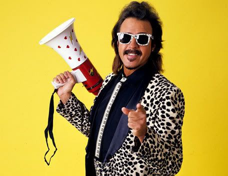 """""""The Mouth of the South"""" Jimmy Hart"""