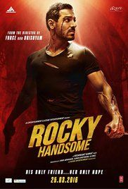 Rocky Handsome (2016) Watch Online Hindi Movies Free Mobile Phone