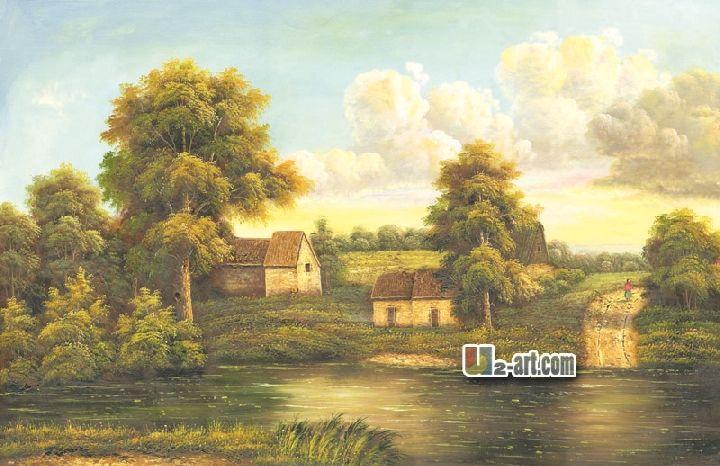 Брезент отпечатки для дома украсить современный искусство картина импрессионизм картина маслом воспроизведение печать на брезент для дд-6-fj ( 88 )
