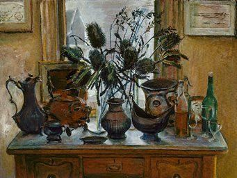 Margaret Olley; Late Afternoon