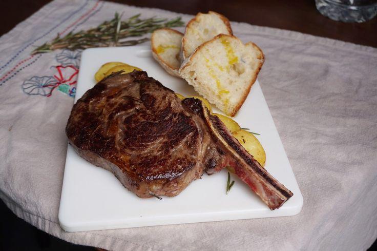 #perogniautounaricetta: B-MAX e bistecca alla griglia