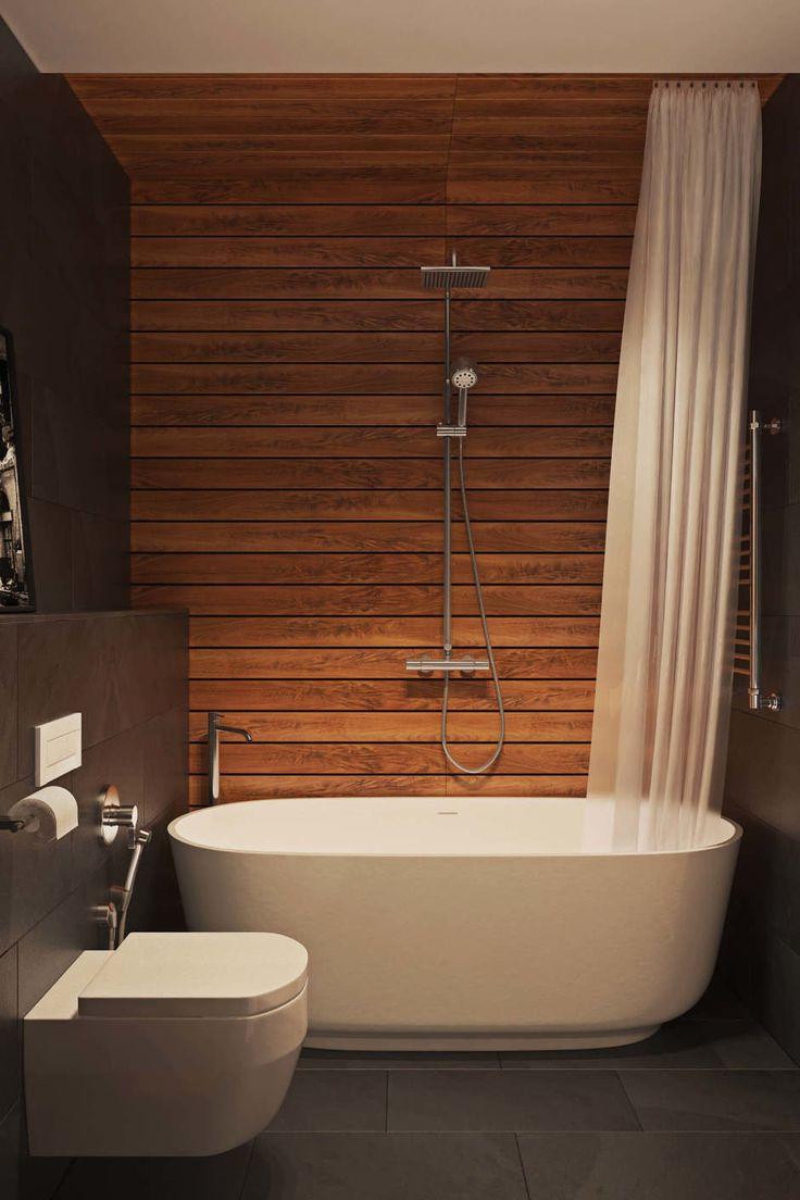 Фотография: Ванная в стиле Лофт, Квартира, Проект недели, Одинцово, Geometrium, Московская область – фото на InMyRoom.ru