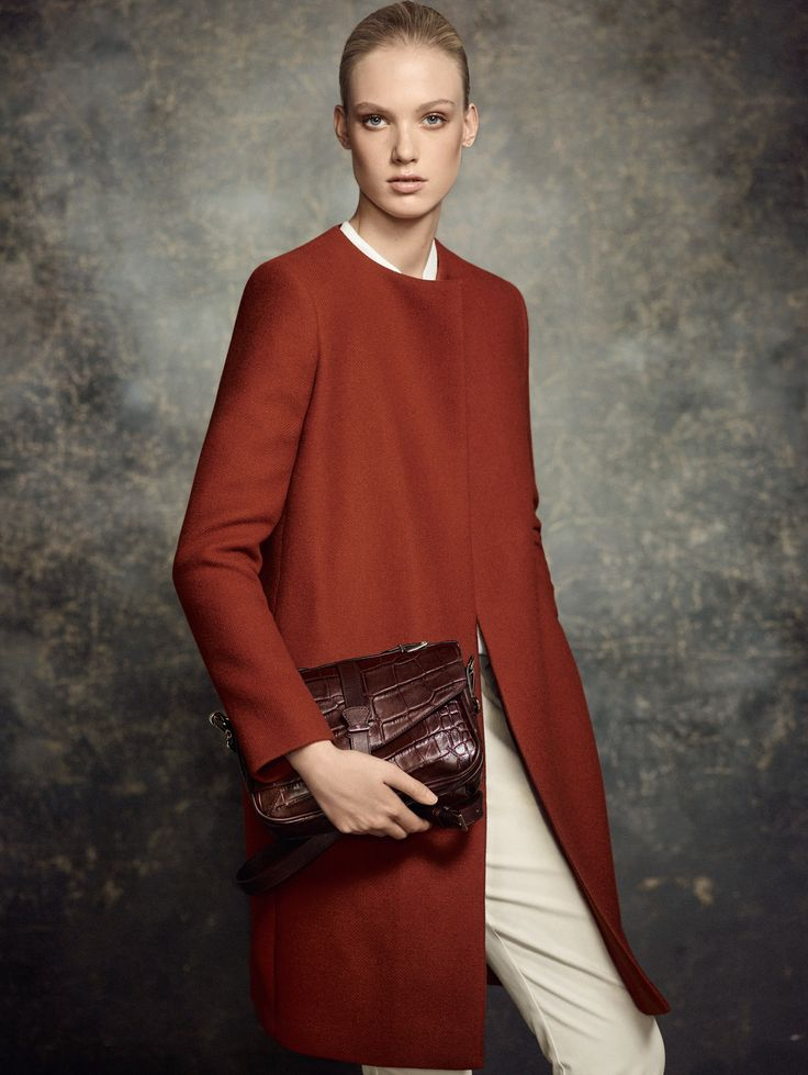 Pre-Fall 2014 - Women Collection - www.massimodutti.com