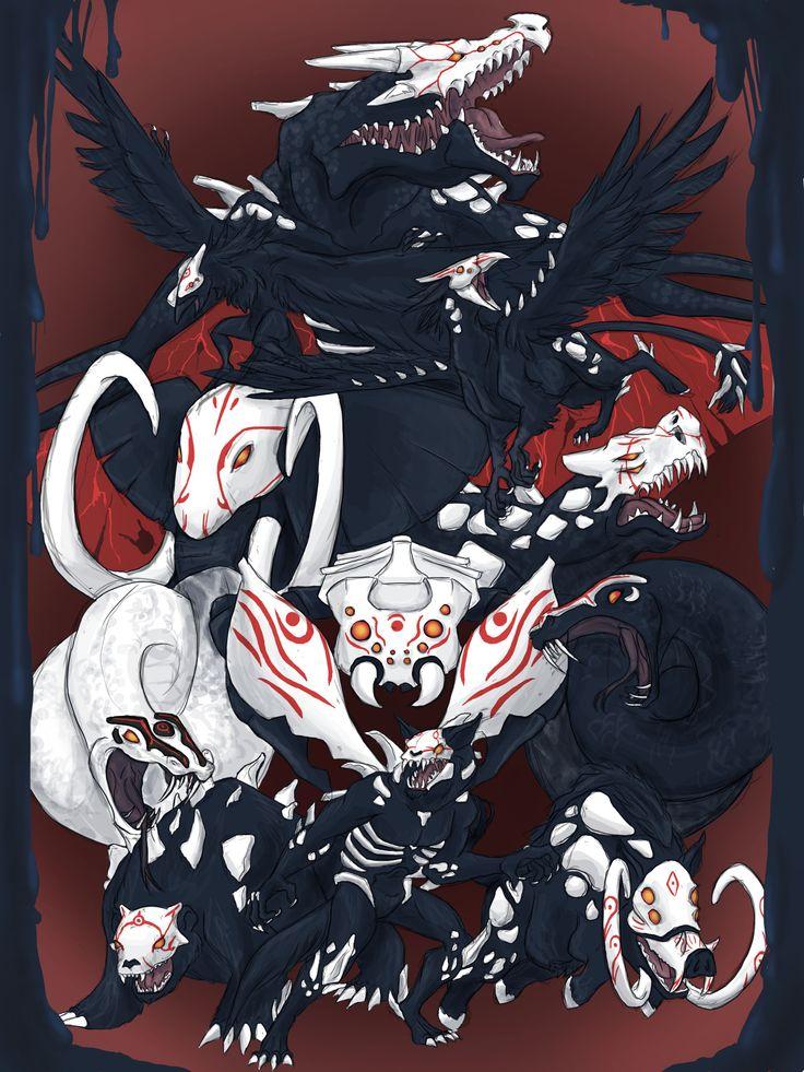 Kassaah — The Creatures of Grimm