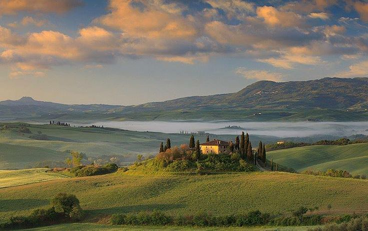 Wonderful Tuscany Landscapes