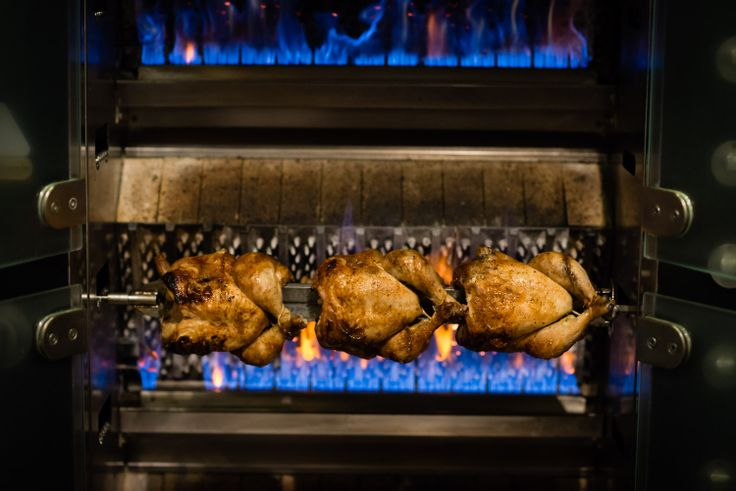 Rotisserie Chickens are perfect for warming up this winter!