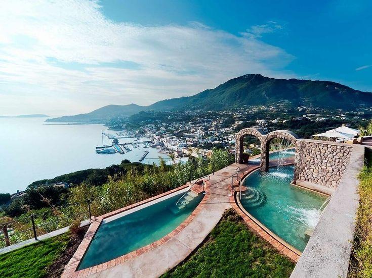 Hotel terme a Ischia - San Montano
