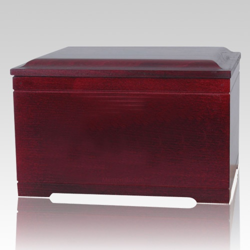 The Rosewood Pet Casket is a classic design from the collection of one of the most talented woodworkers in the United States. A wonderful dignified way for your best friend.