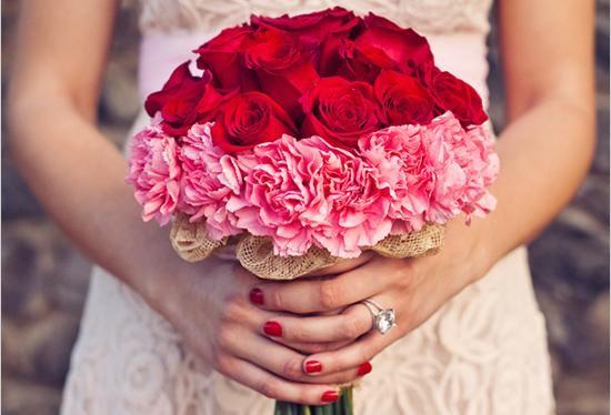 Flowers for wedding bouquets, clove - Najbardziej trwałe kwiaty do bukietów ślubnych