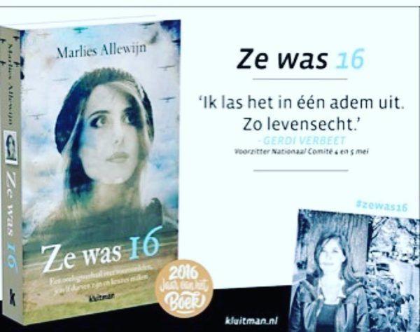 Gerdi Verbeet over Ze was 16
