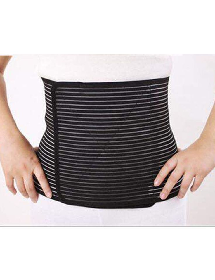 Core Trainer - Post Pregnancy Belly Band Stripe