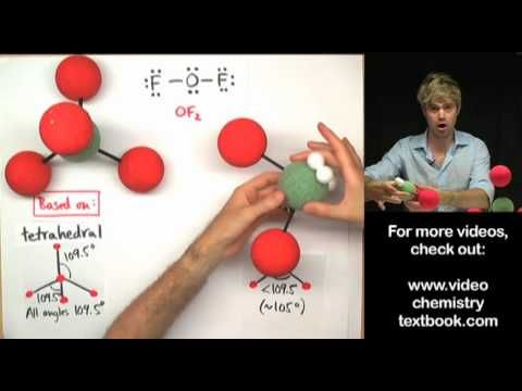 VSEPR Theory Practice Problems - YouTube SEE ADVANCED QUESTIONS ON YOUTUBE - stupid Pinterest app won't accept it