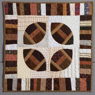 Love this football quilt!