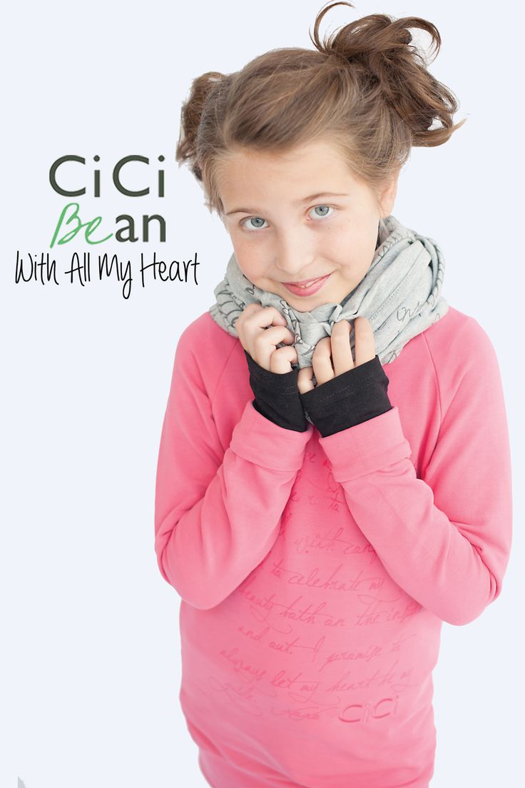 CiCi Bean winter favourites! | CiCi Bean's With All My Heart collection - clothing for tween girls. | Shop online at www.peekaboobeans.com