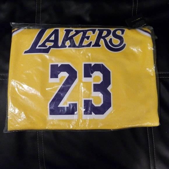 new products 71605 a2e35 LeBron James Lakers Jersey. 100% Authentic. NWT LBJ Nike ...