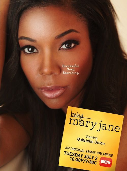 Being Mary Jane is the newest original series on BET, created by Mara Brock Akil (Girlfriends). I saw the pilot and it's smart, funny and worth watching.