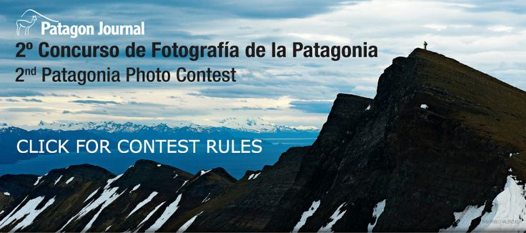 2nd Patagonia Photo Contest