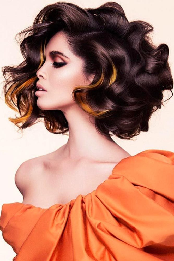 Inspiring Styling Ideas And Tutorials To Wear Finger Waves Perfectly Long Hair Waves Medium Length Hair Styles Finger Wave Hair