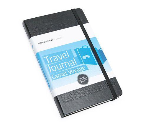 Moleskine Travel Journal Giveaway!