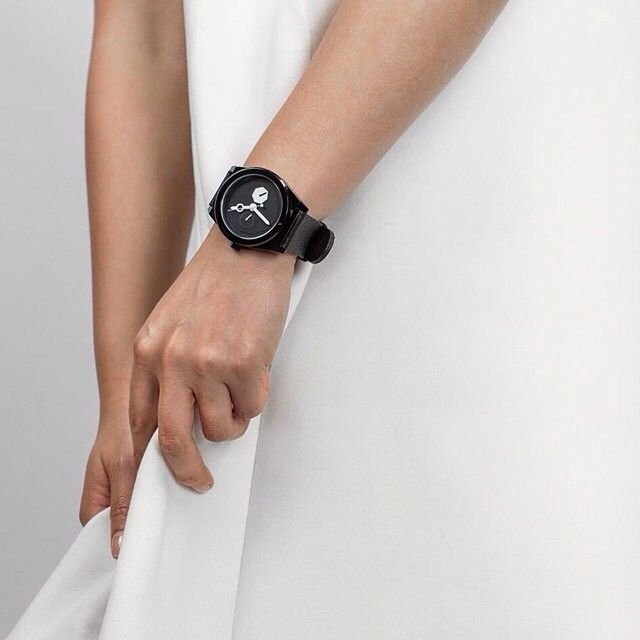 The Timeless Onyx from @aark_collective  Available at www.thewatch.co  #thewatchco #aark #aarkcollective