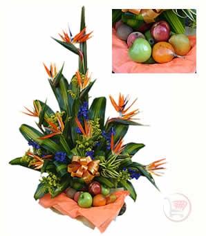 Kiwi on pinterest - Arreglo de flores naturales ...