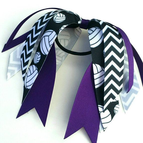 The 25+ best Volleyball bows ideas on Pinterest ...