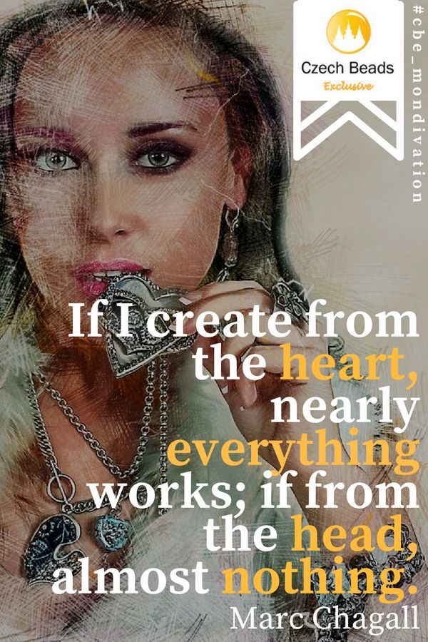 Start new week with Monday Motivation from CzechBeadsExclusive Team! SAVE it for yourself & friends :) #czechbeadsexclusive #cbe_mondivation