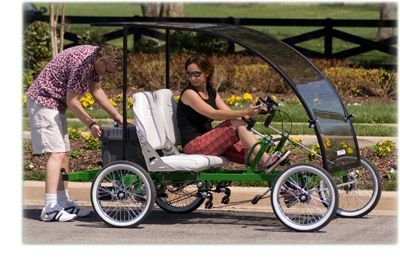 2 person 4 wheel sport ped quadricycle with electric. Black Bedroom Furniture Sets. Home Design Ideas