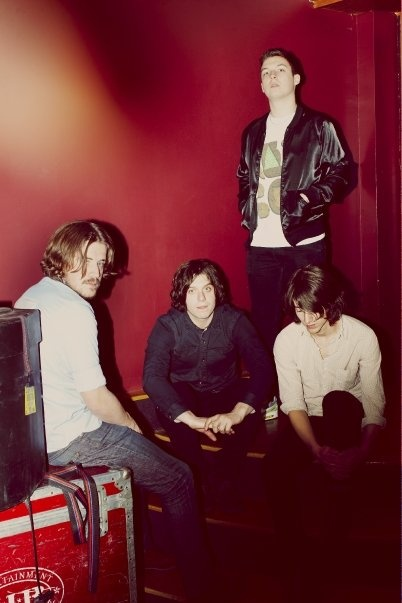 Arctic Monkeys <3 <3 <3