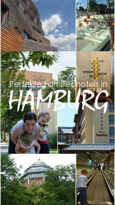☛ Familienhotels in Hamburg, in denen sich Kinder und Eltern wohlfühlen. #Hamburg #Hotels #Reisen #Kinder #Deutschland