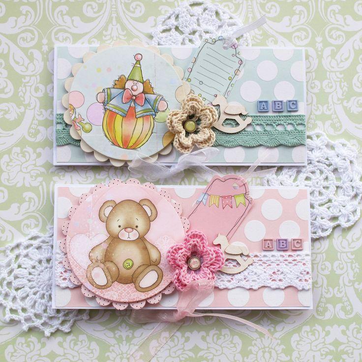 Открытка новорожденной скрап, открытке