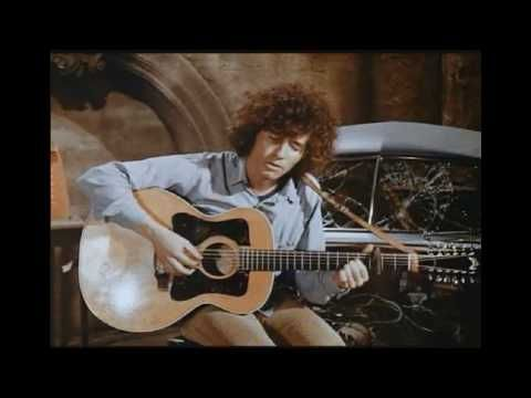 Did I dream you dreamed about me? Were you Tim Buckley's hair when I was fox?