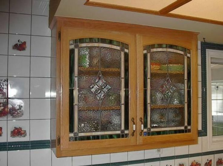 Glass For Cabinet Doors Design Inspired To Design Your Dream Kitchen