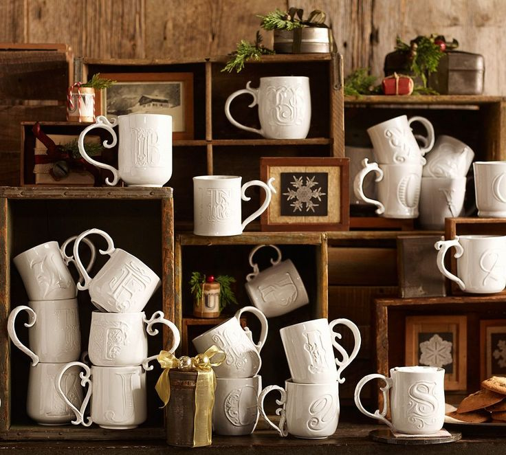 Letter Perfect: Win One of Our Alphabet Mugs!