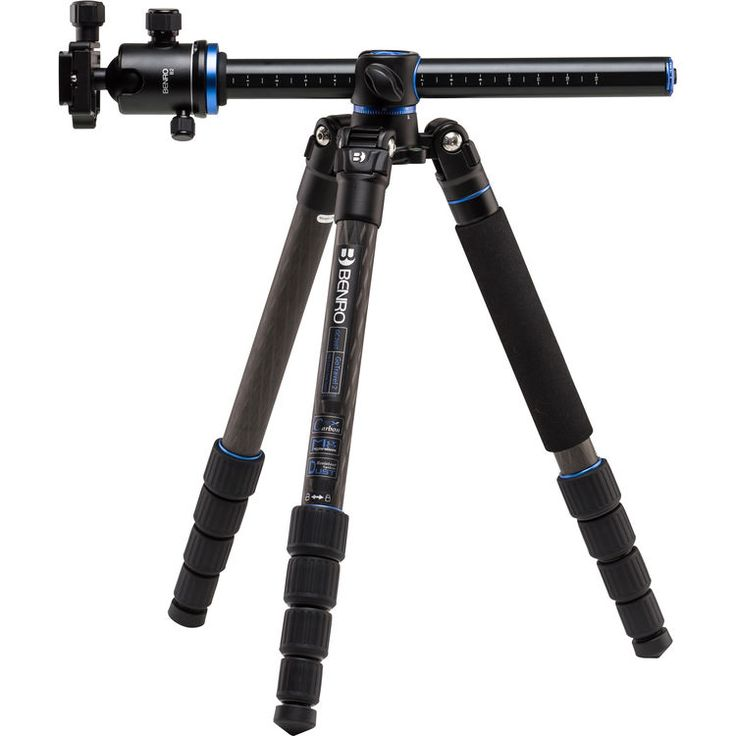 benro gc269tb2 gotravel carbon fiber tripod incredibly flexible tripod travel sized 90 degree