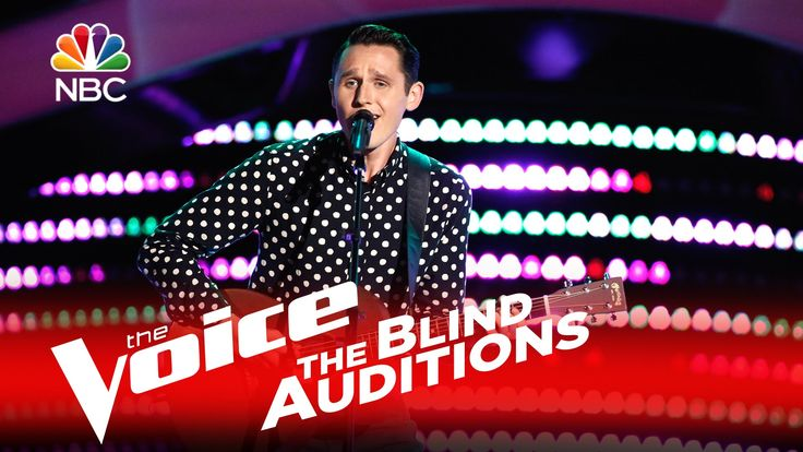 "The Voice 2016 Blind Audition - John Gilman: ""Don't Be Cruel"""